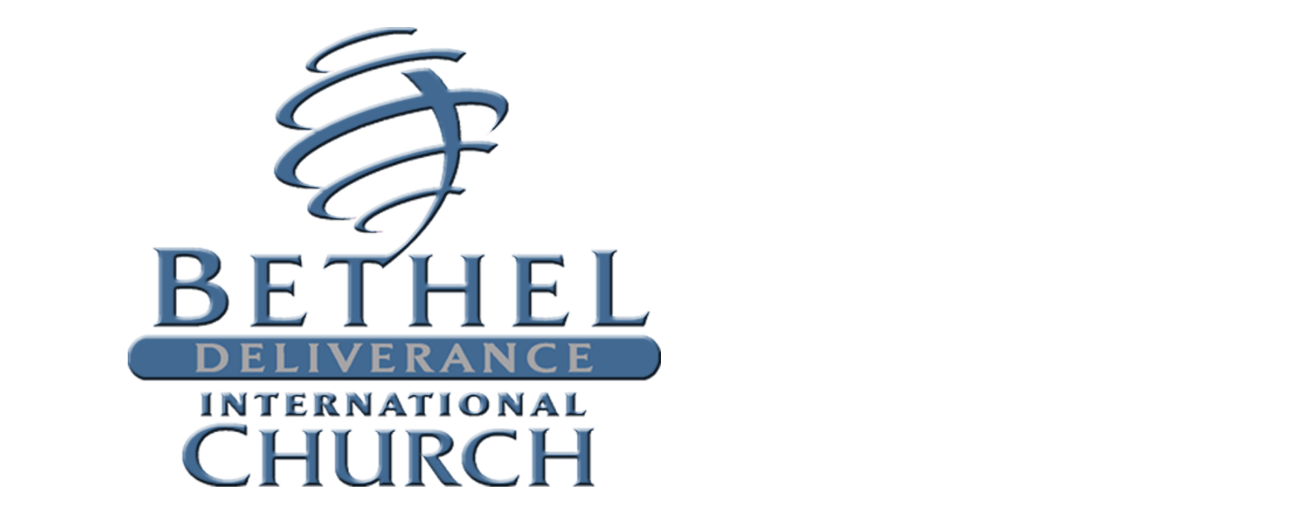 Bethel Deliverance International Church Footer Logo